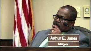 City of Bastrop Louisiana Council Meeting December 2015