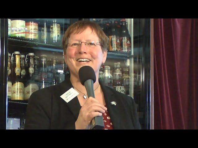 Arja van Veldhuijzen -  Politiek Café RPL RuitenTroef - RPL TV Woerden - 18 maart 2019