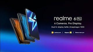 Realme 6 Pro 8-128 RAM 8GB ROM 128GB GARANSI RESMI REALME