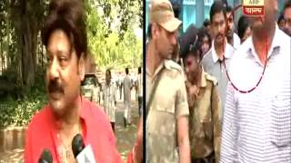 Repeat youtube video TMC MP Tapas Pal rejects allegation that he had any relation with any Chit fund