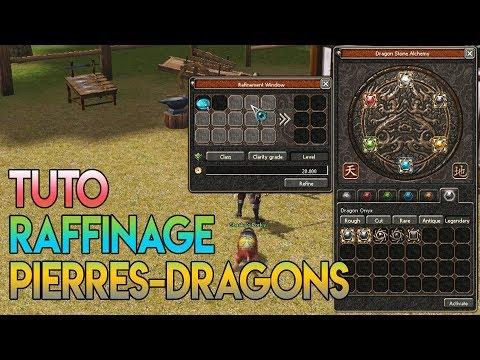 Tuto raffinage des pierres-dragons (antiques, légendaires...) - Metin2 FR