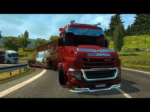 Scania V8 Illegal T | Un Scania con Cofre y mucha fuerza