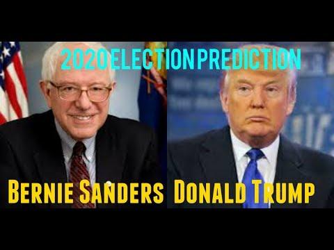 2020 Election Prediction | Donald Trump vs Bernie Sanders