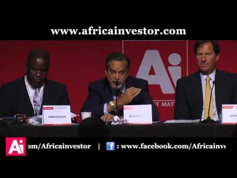 Sunil Benimadhu, CEO, Stock Exchange of Mauritius - Ai CEO Institutional Investment Summit 2015