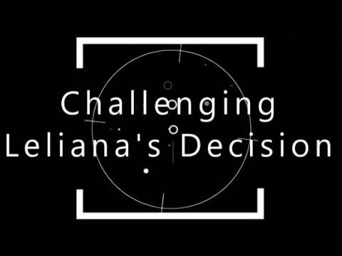 Challenging Leliana's Decision // [DAI] Censorship