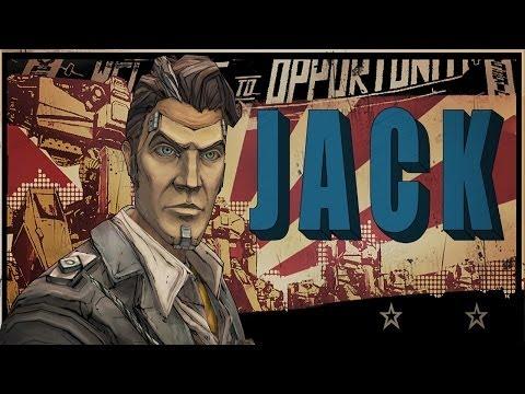 Handsome Jack Answers Your Tweets  Borderlands