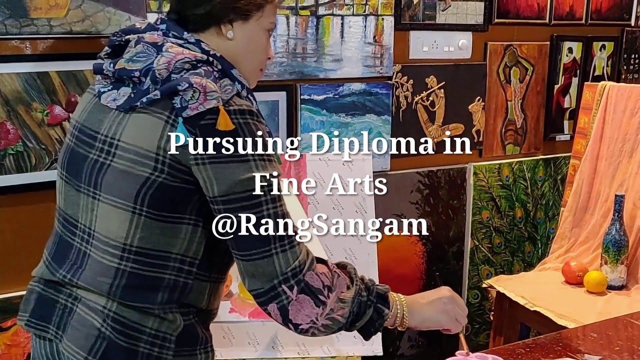 Art Courses at RangSangam