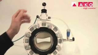 Функционирование запорного клапана на примере шланговой задвижки для промышленного применения(Это видео показывает простой принцип действия запорного клапана, выполненного в виде шланговой задвижки...., 2016-02-10T11:21:16.000Z)