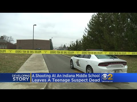 Lance Houston - Head's Up to Police Thwarted School Shooter in Indiana