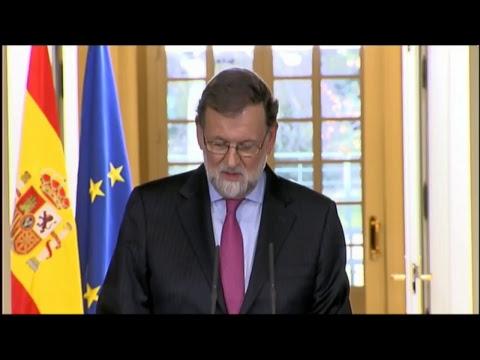 Mariano Rajoy hace balance del año