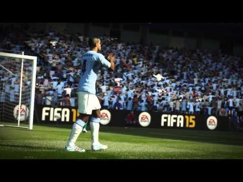 EA SPORTS FIFA 15 TRAILER OFICIAL E3 2014 (Español)