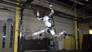 Real Robot Gymnast