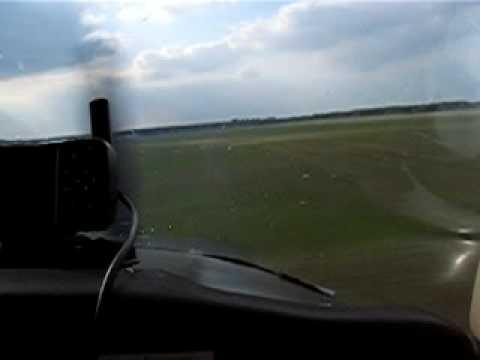 Landing EDHE C152, Ben Brost