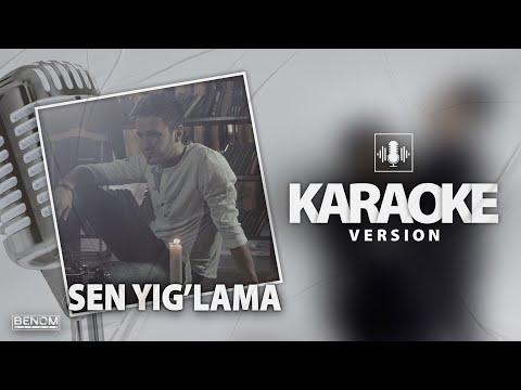 BENOM SEN YIGLAMA MP3 СКАЧАТЬ БЕСПЛАТНО