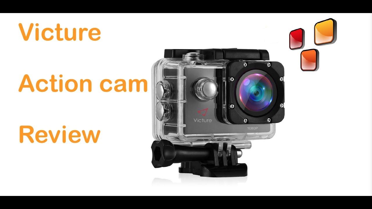 Victure AC200 action cam RECENSIONE
