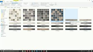Tilelook: Import multiple tiles in bulk