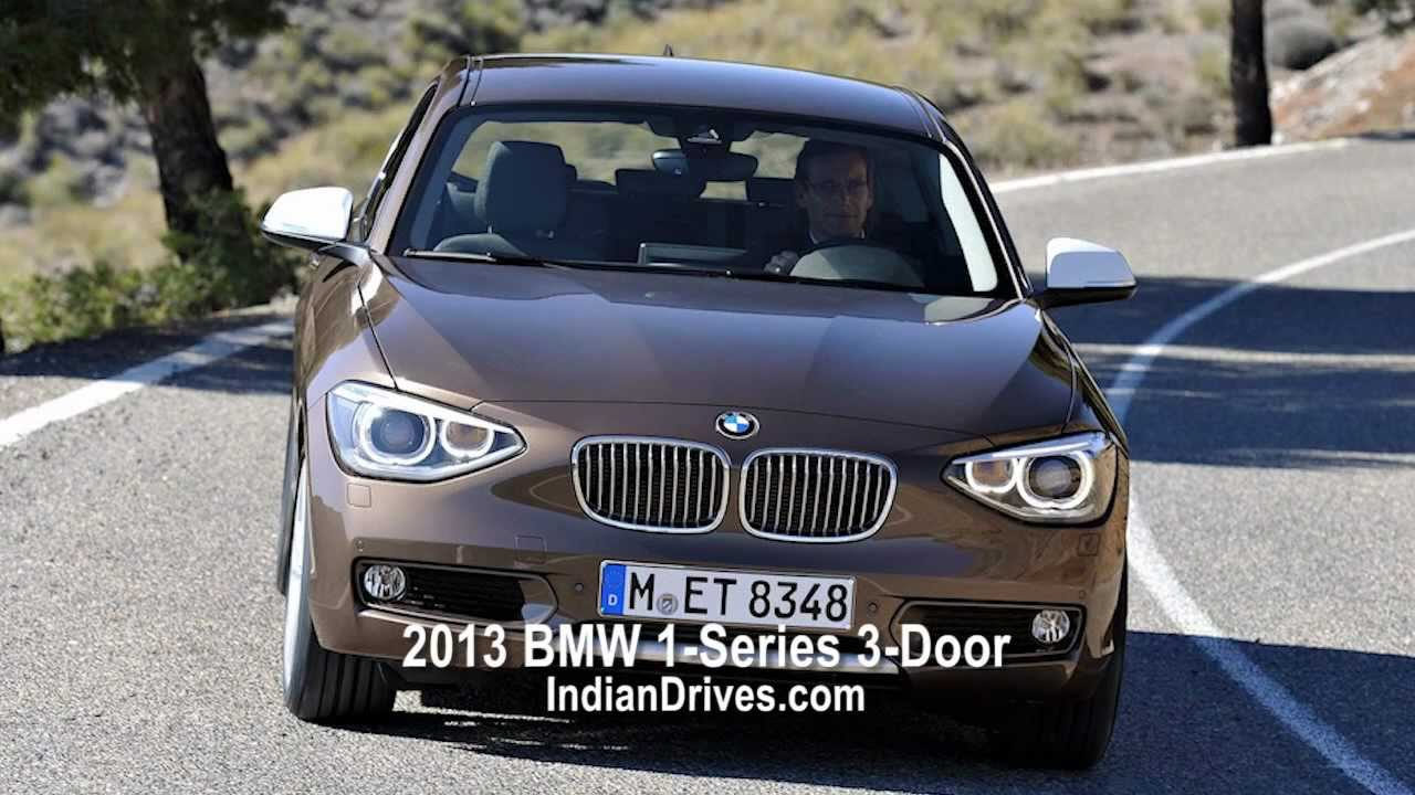 2013 BMW 1-Series 3-door : Video details - YouTube