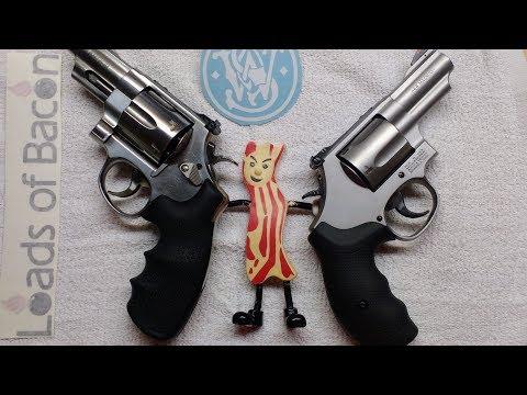 "S&W Model 69 2.75"" - .44 Magnum L-Frame Snubby"