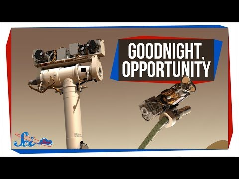 Could We Have Saved the Opportunity Rover?   SciShow News