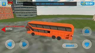 Transport Cruise Ship Game Passenger Bus Simulator   Android Gameplay 731 screenshot 2