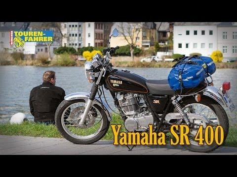 TOURENFAHRER - Modellvorstellung 2014 - Yamaha SR 400