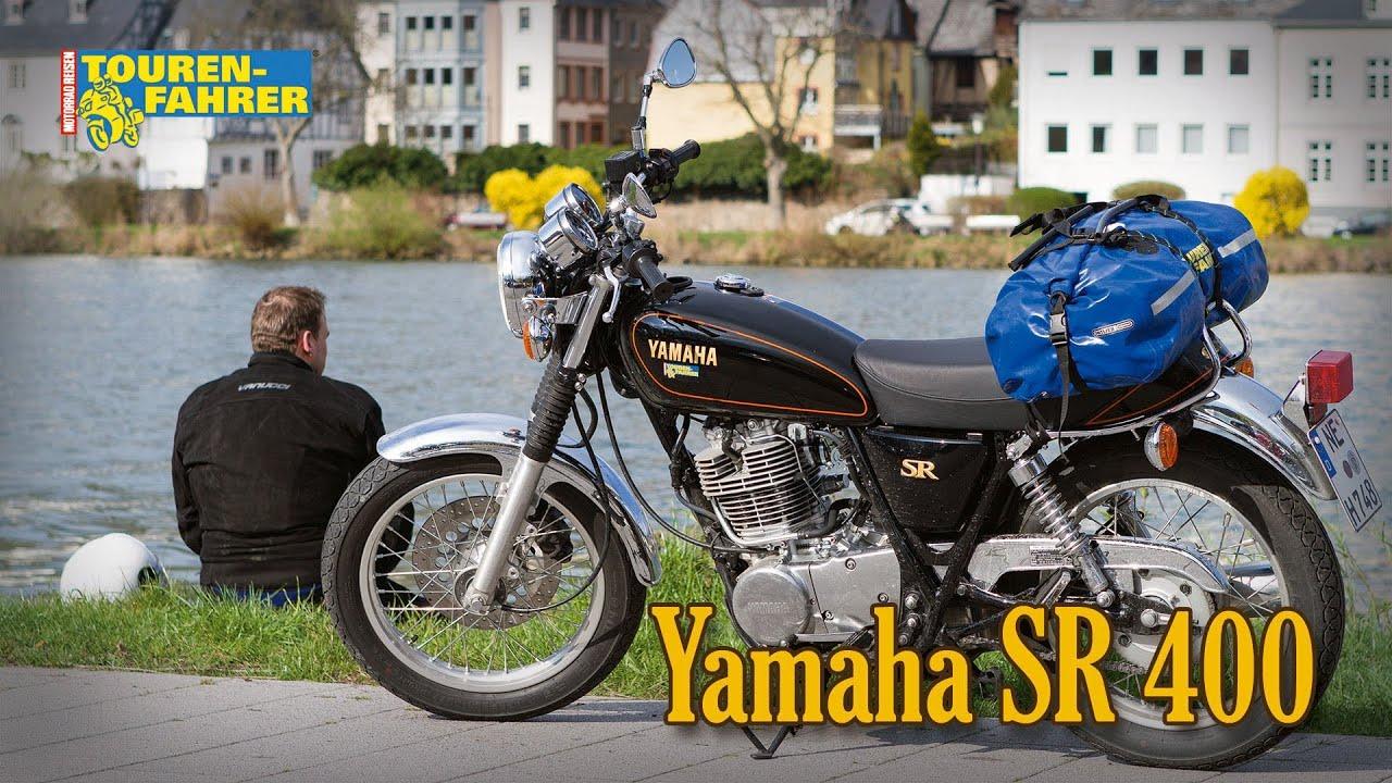 tourenfahrer modellvorstellung 2014 yamaha sr 400 doovi