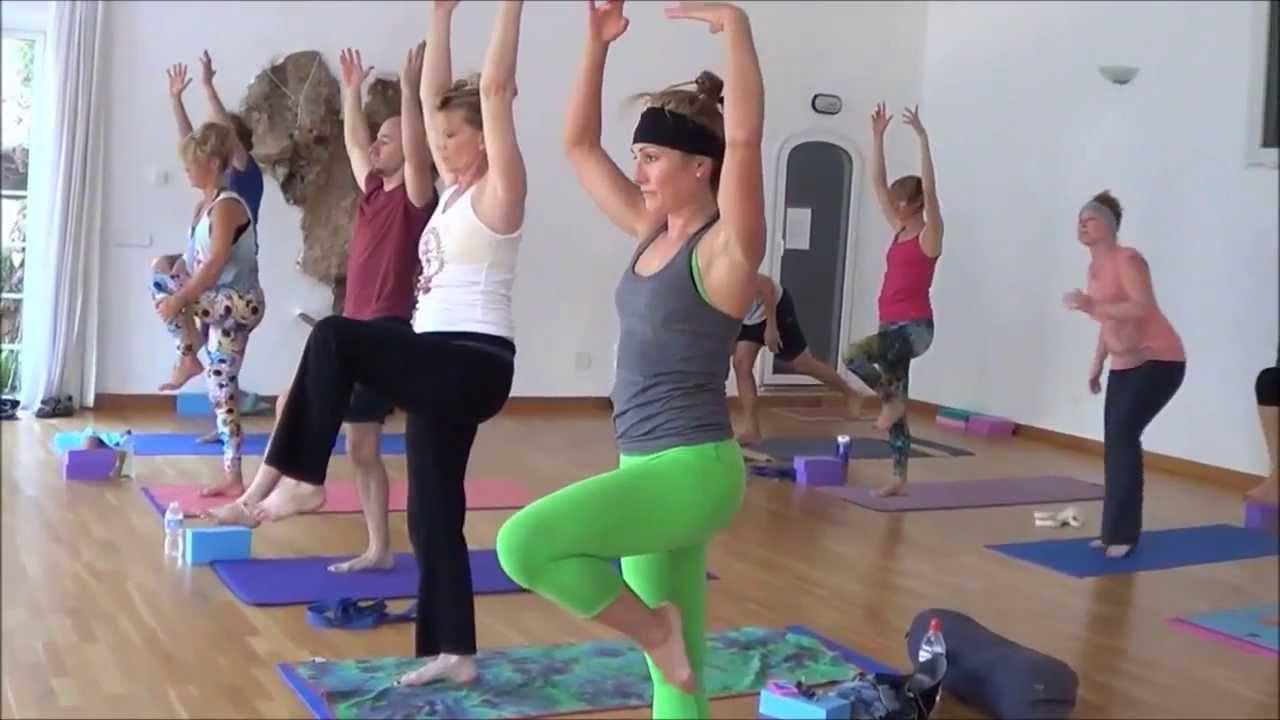 yoga los molinos