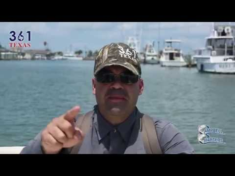 Trout Fishing in Port Aransas, Texas