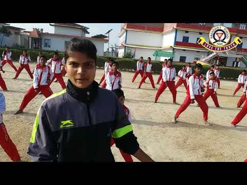 India's first martial art, Karate School Affiliated to CBSE New Delhi