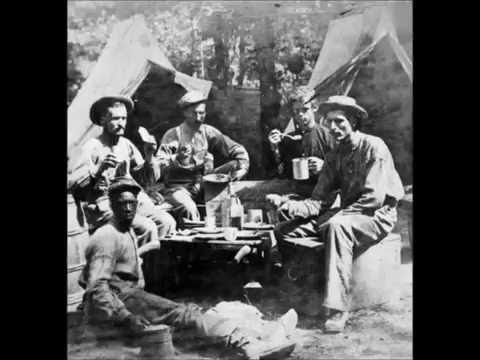 Rare 3D Stereoscopic Photographs of Union Army Camps During the American Civil War (1860