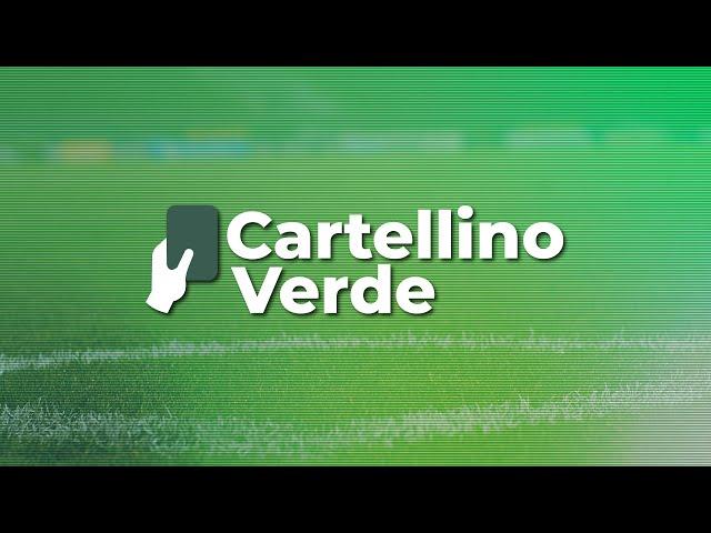 CARTELLINO VERDE - 12 maggio 2021