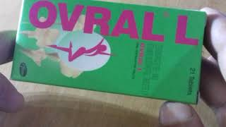 oval l tablet review 2019    ওভরাল এল  ট্যাবলেট কেন এবং কিভাবে ব্যাবহার করবেন