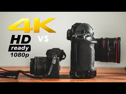 Still Not Shooting in 4K? Here's Why You Might Want To