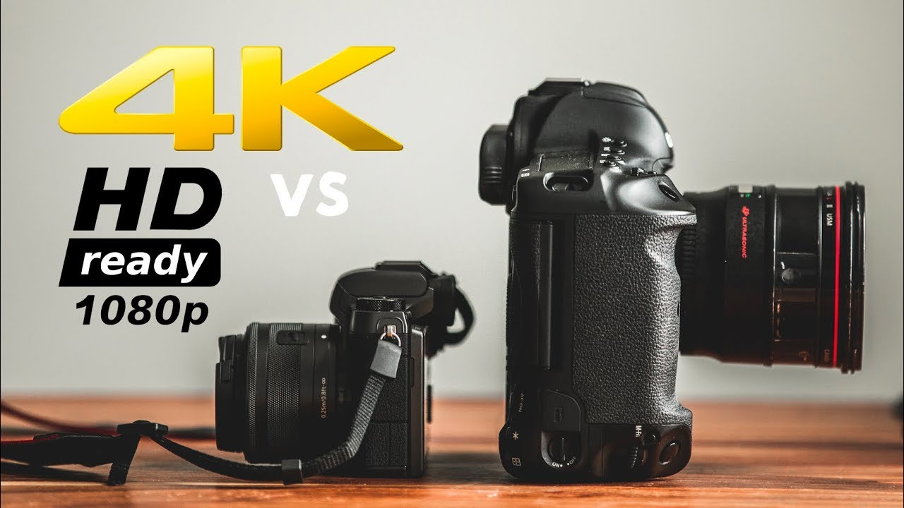 4K VS 1080p - What's the big deal?