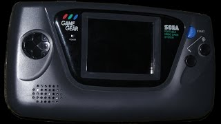 All Sega Game Gear Games - Every Game Gear Game In One Video