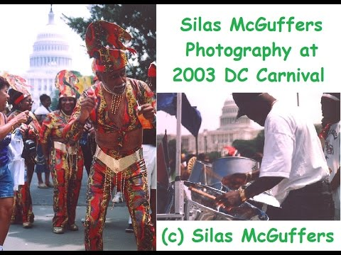 DC Caribbean Carnival WHUT documentary featuring photography by Silas McGuffers