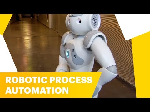 Robotic Process Automation optimizes your operations