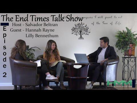 End Times Talk Show Episode 2