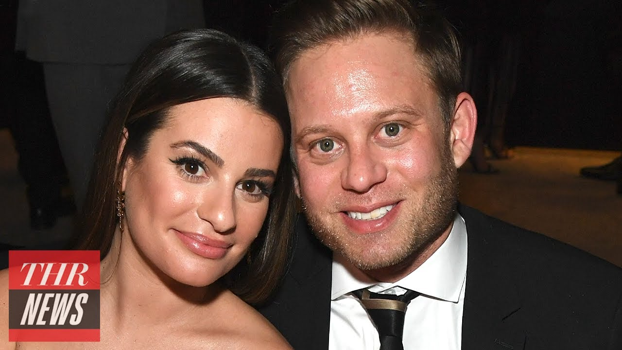 Lea Michele Welcomes First Child | THR News