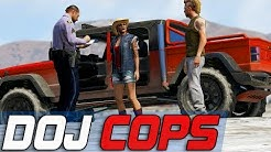 Dept. of Justice Cops #769 - Chasing Ghosts