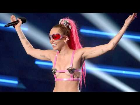 8 Most WTF Miley Cyrus Moments  of 2015