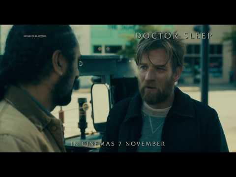 STEPHEN KING'S DOCTOR SLEEP (2019) – New Trailer | 7 Nov