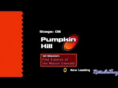 Sonic Adventure 2 HD : Pumpkin Hill