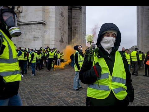 """Los Motivos por los que Los """"Yellow Vests"""" Han Fracasado contra los Globalistas"""