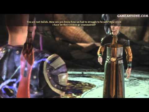 Dragon Age Origins Part 34 - Nature of the Beast [3/3]