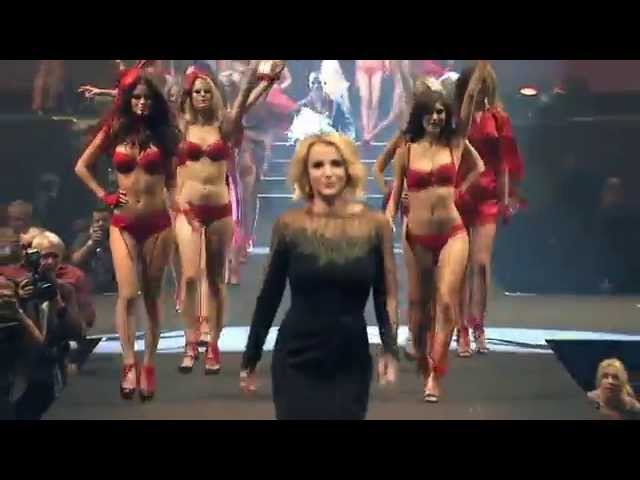 The Intimate Britney Spears - Launch Show in Copenhagen (Professional Recording)