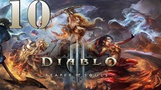 Diablo III - Reaper of Souls Gameplay Part 10 - Walkthrough  Lets Play Playthrough (PS3 [HD]