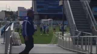 San Jose Earthquakes Training at Avaya Stadium