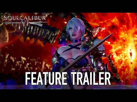 Game review: SoulCalibur VI takes to the stage of history