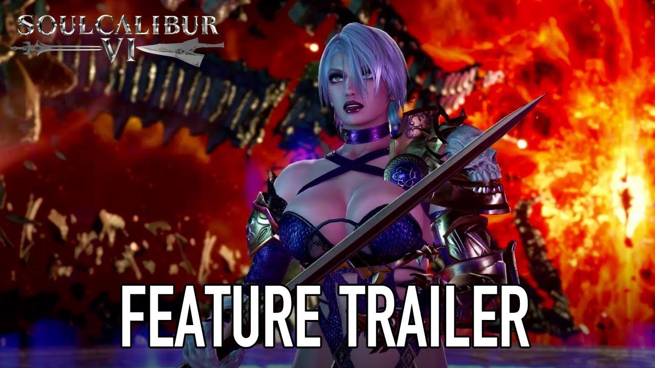 Критики поставили очень высокие оценки SoulCalibur 6. И вот почему